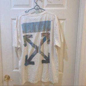 Off white tshirt NWT